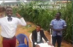 Comedy Video: Woli Agba – Testimony Time